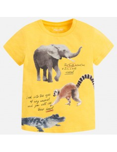 Koszulka k/r /animals/