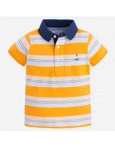 Koszulka polo paski