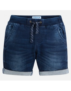 Bermudy denim relaxed