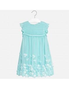 Sukienka płatki
