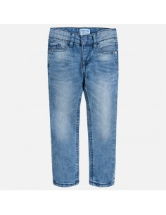 Spodnie jeans super slim fit