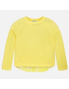 Sweter łączenia
