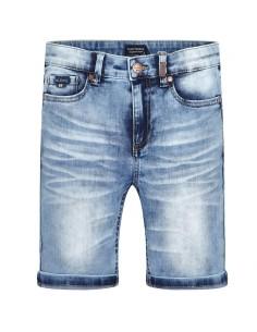 Bermudy jeans 5 kieszeni