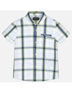 Koszula k/r krata
