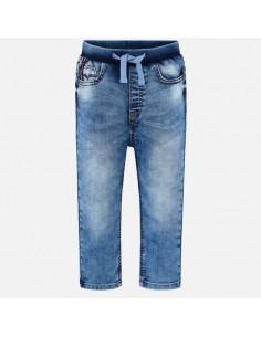 Spodnie jeans jogger