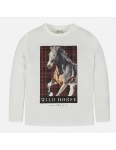 """Koszulka d/r """"wild horse"""""""