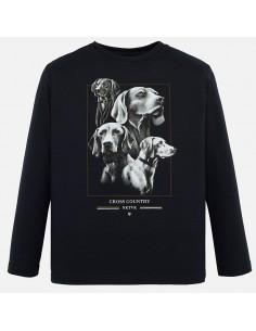 "Koszulka d/r ""dogs"""