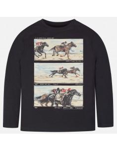 "Koszulka d/r ""horse race"""