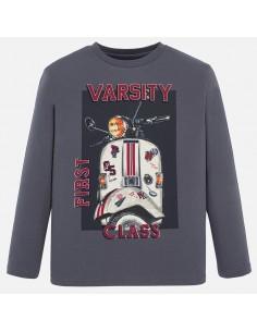 "Koszulka d/r ""varsity"""