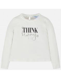 "Koszulka d/r ""think happy"""