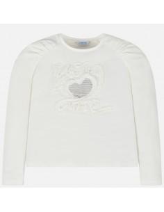 Koszulka d/r serce