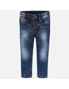 Spodnie jeans super slim