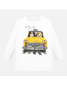 "Koszulka d/r ""taxi"""