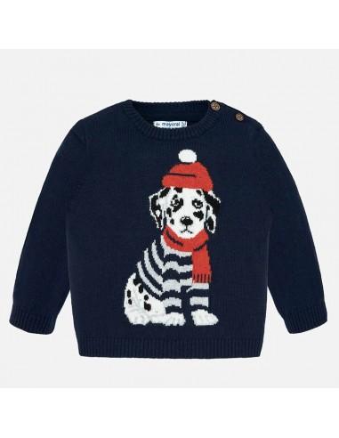 sweter-intarsja-dalmatynczyk-