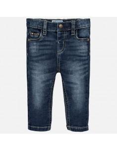 Spodnie jeans soft