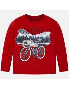 "Koszulka d/r ""bicicleta"""