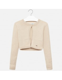 Sweter rozpinany basic