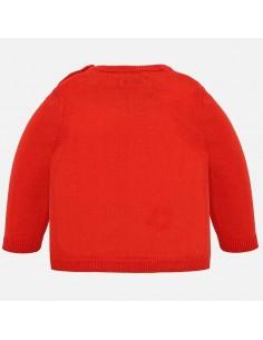 Sweter intarsja