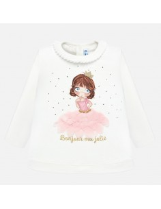 Koszulka d/r baletnica
