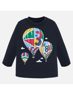 Koszulka d/r balony