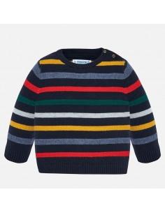 Sweterek paski