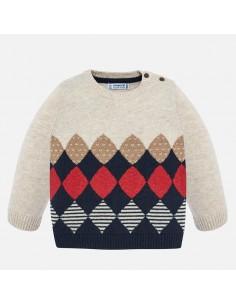 Sweterek romby