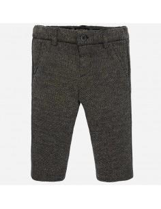 Spodnie dzianina eleganckie
