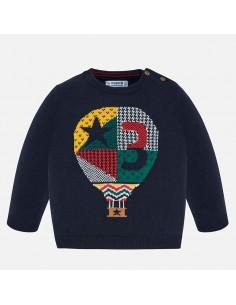 Sweterek d/r balon