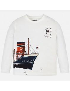 Koszulka d/r statek