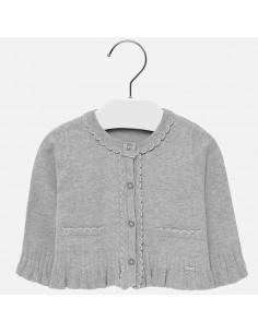 Sweter rozpinany dzianina