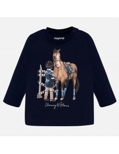 Koszulka d/r Winning horse
