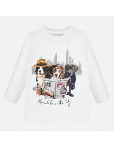 Koszulka d/r pieski