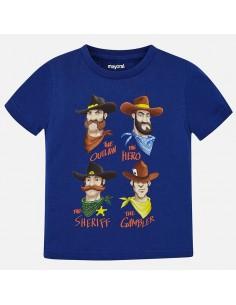 Koszulka k/r cowboys