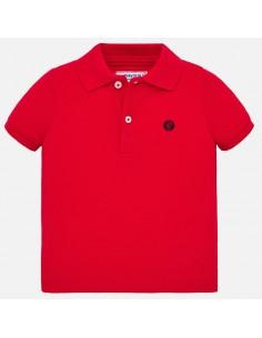 Koszulka polo k/r pika basic