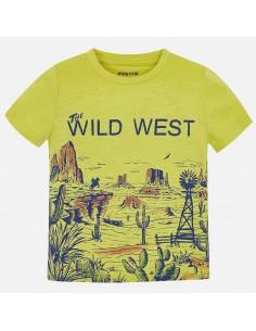 Koszulka k/r west