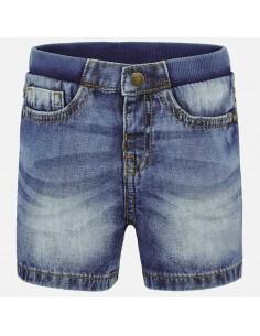 Bermudy jeans basic