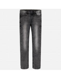 Spodnie jeans soft denim