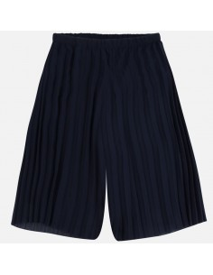 Spódnico-spodnie plisowane