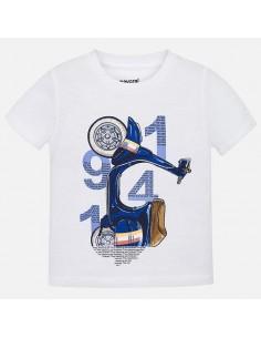 Koszulka k/r nadruk