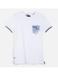 Koszulka k/r kieszonka