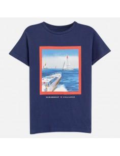 "Koszulka k/r ""powerboat"""