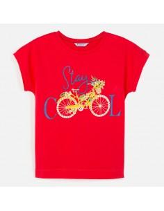Koszulka k/r rower