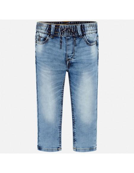 Spodnie jeans soft jogger