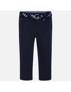 Spodnie klasyczne pasek