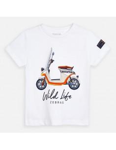 Koszulka k/r pojazd