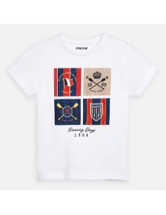 Koszulka k/r herby