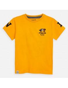 Koszulka k/r hafty