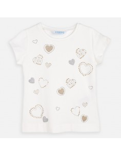 Koszulka k/r serca