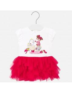 Sukienka spódniczka tiul