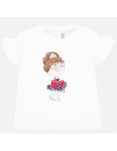 Koszulka k/r laleczka